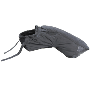 The Bag for legs with seat is great for the cold winters as it is tested to minus 20 degress celcius, so your child wont the cold feet