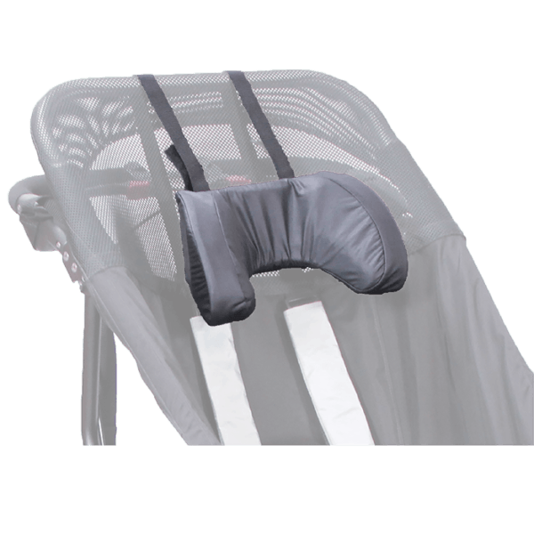 This Delta jogger Headrest is good to keep the childs head in a up right position, without it keeping falling from left to right