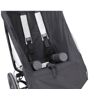 these will help the child from slipping around i the delta seat and secure the hips from any damages laying down