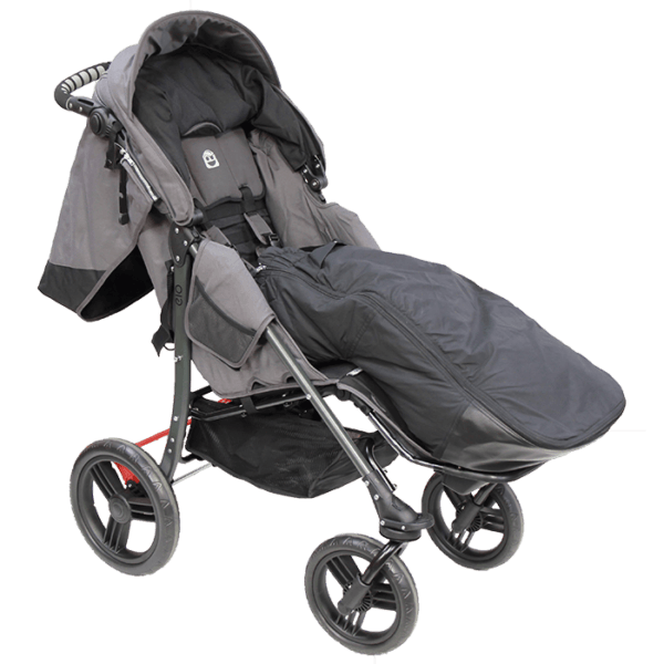 The bag for legs is a great fit for our push chairs the Jogger, EIO/eio and delta jogger and sitter