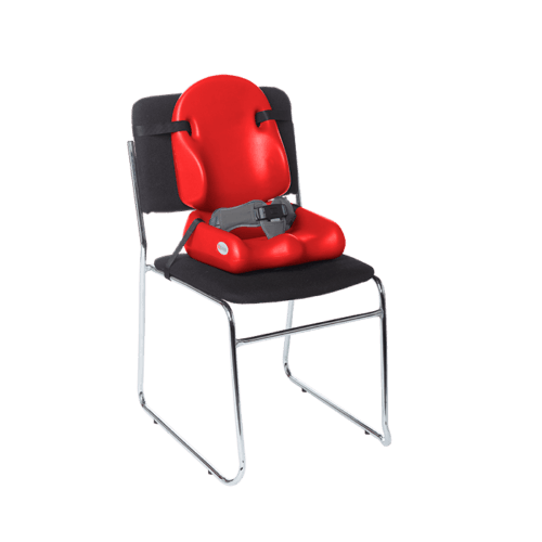 Liner Seat and Back can be mounted on all kind of chairs, which is why this is great to bring along to friends, Family and restaurants etc.