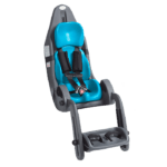 The MPS Only seat can be used as a car seat outside of europe, it has passed the FMVSS 213 test