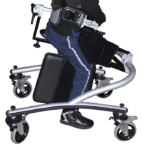 Walking Frame padded leg seperator board, to prevent stumbling