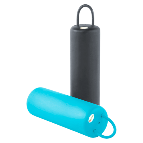 The Rolls comes in 6 different sizes and are all used to make rolling exercise on the floor, it is made out of a soft material which allow the user to always be comfortable