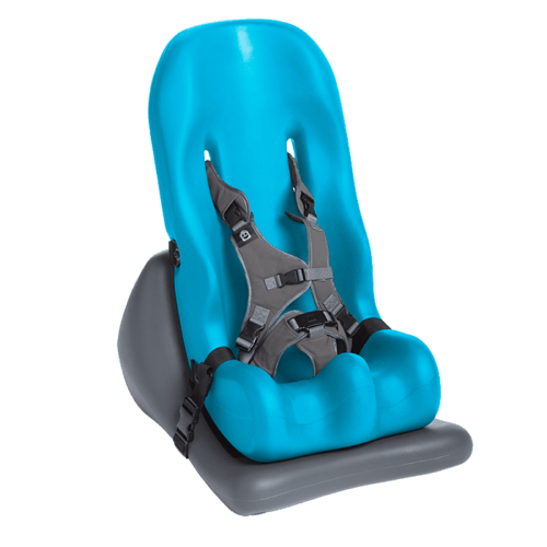 Sitter Seat with a floor base makes it easy for the user to participate in all kinds of activities weather its at the school, home or at institutions etc.
