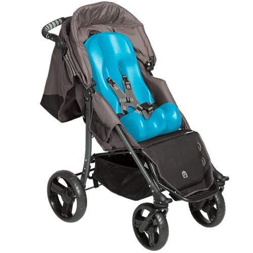 The Sitter Seat is also able to be fitted into our Jogger and EIO Push Chairs, this is only size 1-2 for the bigger sizes we have a Delta Push chair which allows bigger sizes to be applied