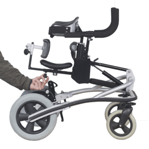 Janneke Walking Frame adjustable back support back and forward