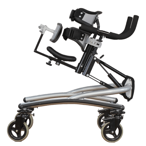 Walking Frame recline position front