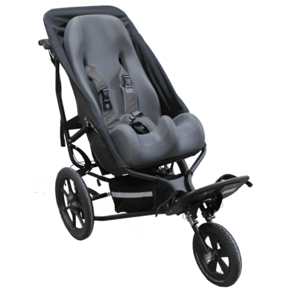 The Delta Jogger from Special Tomato wit Sitter seat - perfect for outdoor activities