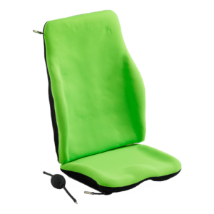 Vakuform is a great moldable seating system to get the perfect fit of the user body shape, which can be used for Push chairs/Buggies/Strollers